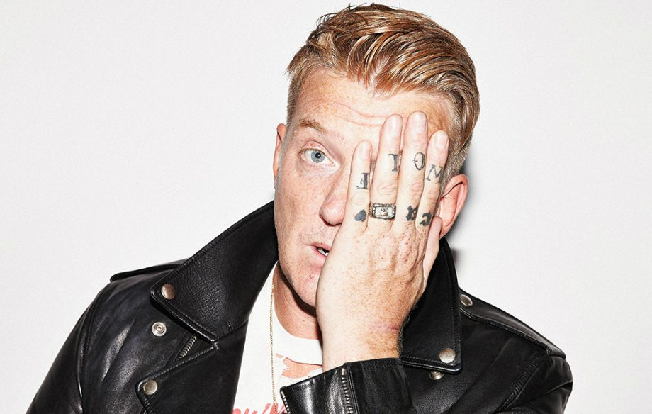 Josh Homme Was Arrested And Kicked In The Ribs At A
