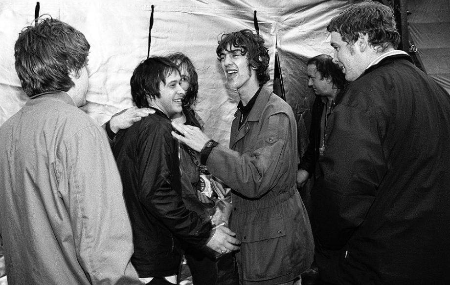 The Verve Share Classic Live Footage Of Catching The