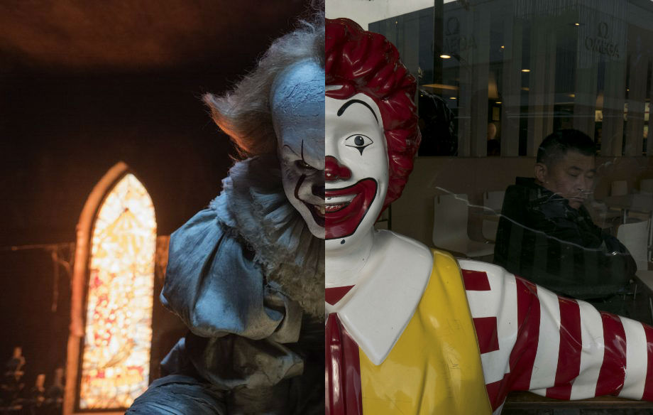 Burger King Russia Want To Ban It Because Pennywise