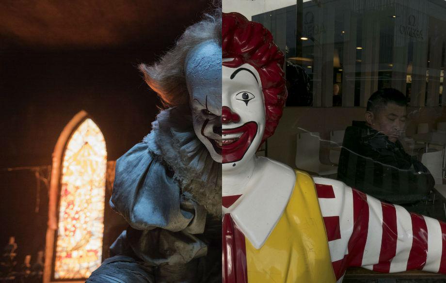 Burger King quiere prohibir la película 'It' en Rusia por conflicto de marca