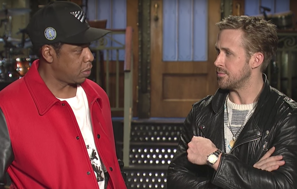 Watch Jay-Z and Ryan G...