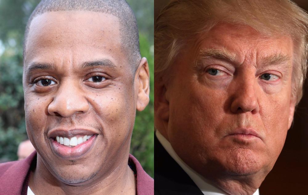 Jay-Z hits