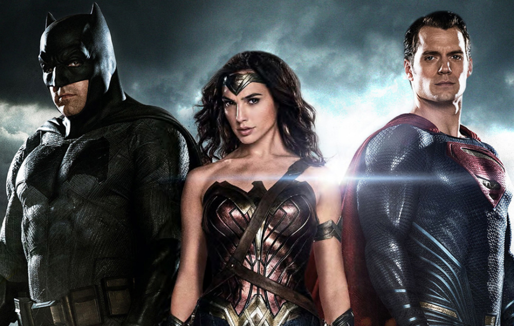 New Character Posters For Justice League Released Nme