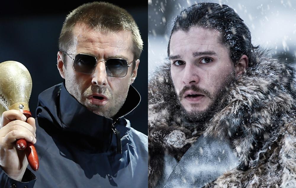 Liam Gallagher Calls Game Of Thrones Nonsense