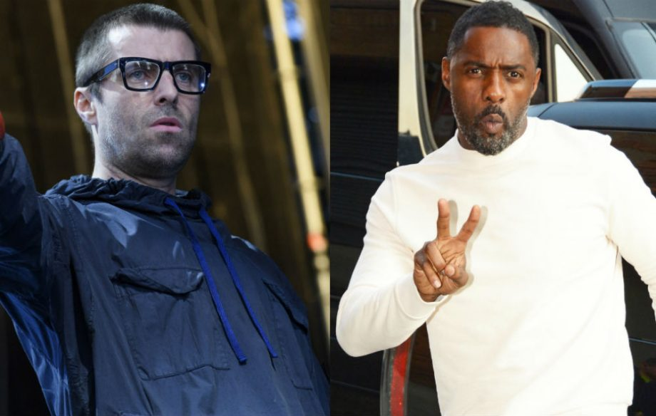 Liam Gallagher has ended his long-running feud with Idris Elba 64784700b06