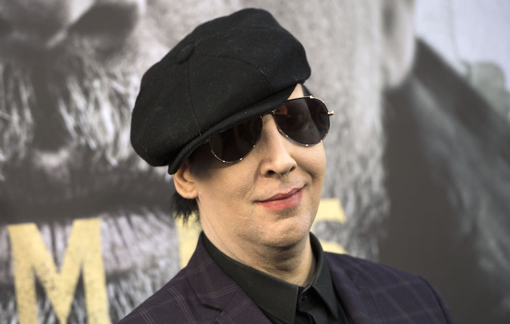 Marilyn Manson To Cover Johnny Cash For Film Soundtrack Nme
