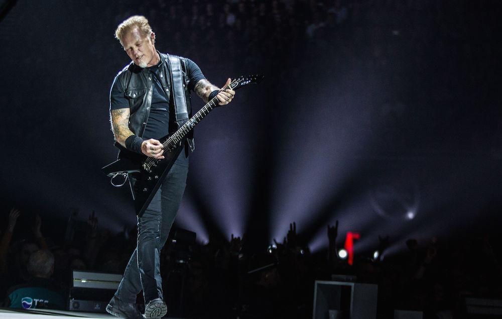 Watch Metallica S James Hetfield Quot Hurt His Ego Quot After