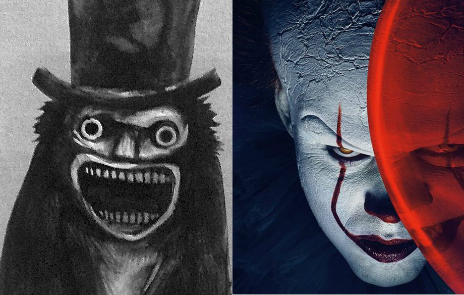 Twitter Is Shipping It S Pennywise And The Babadook Nme