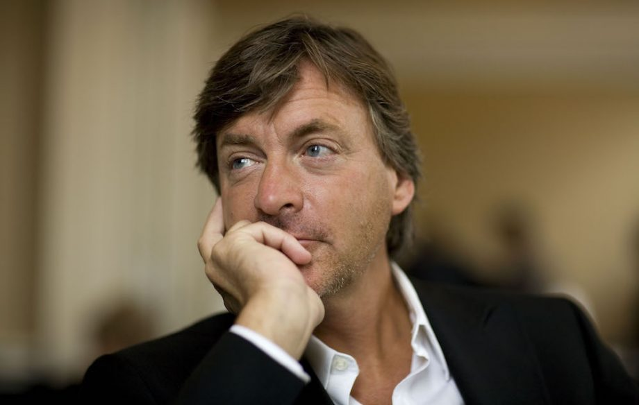 MBTI enneagram type of Richard Madeley