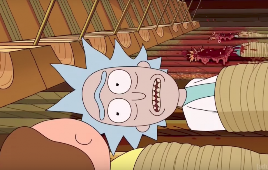 rick and morty s03e08