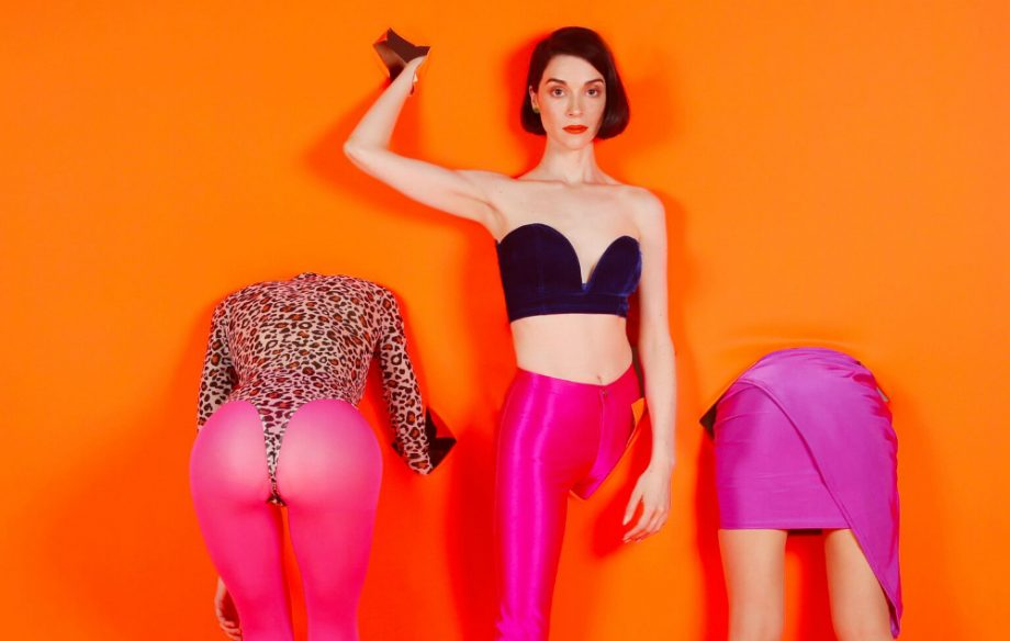 сингл St. Vincent – Los Ageless