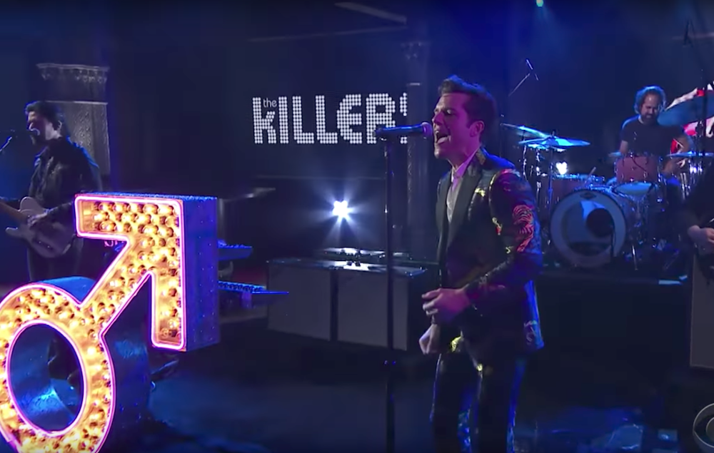 The Man The Killers