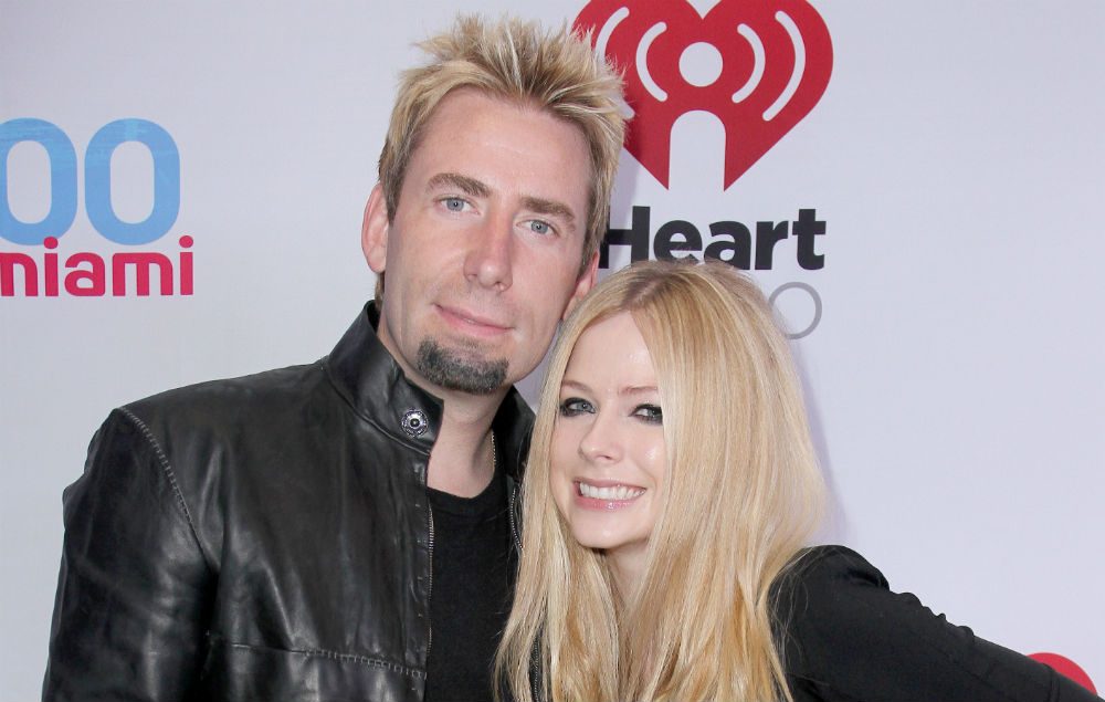 Avril Lavigne Nickleback concert