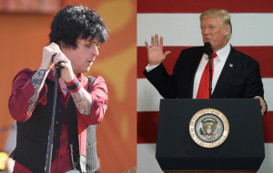 Billie Joe Armstrong Trump