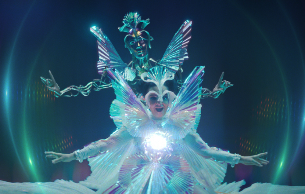 Bjork shares the beautiful new video for 'The Gate'