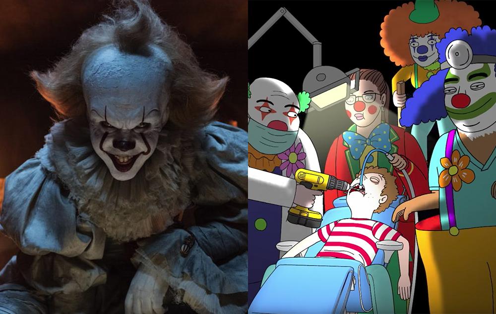 Bojack Horseman S Rabid Clown Dentists Are Scarier Than