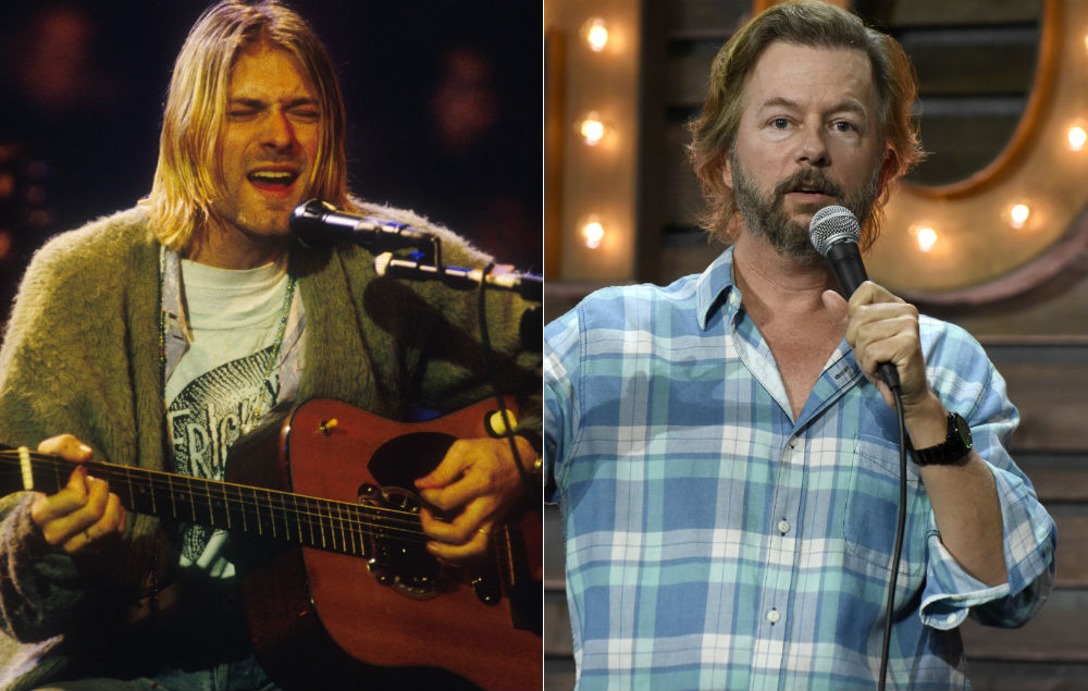 david spade responds to the kurt cobain meme confusing the