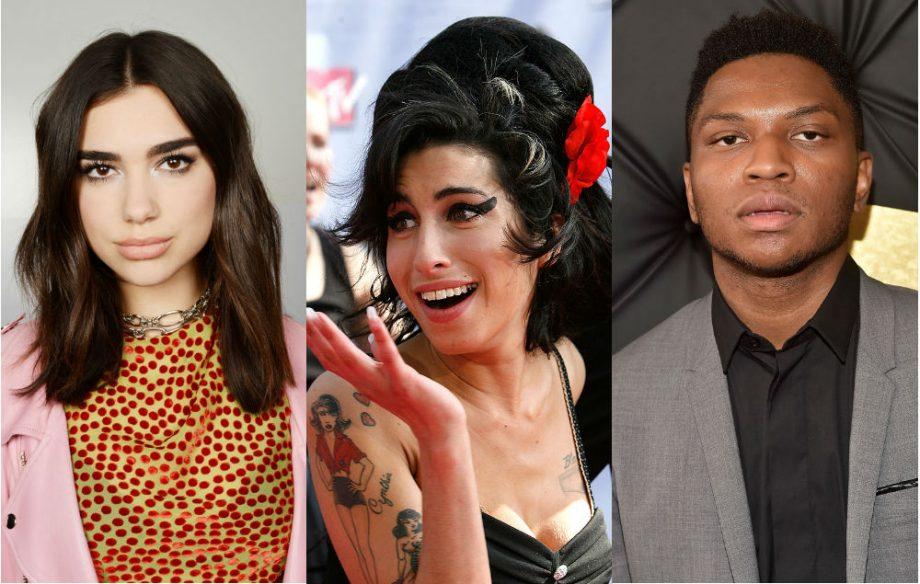 Dua Lipa And Gallant Mark Amy Winehouses Birthday With