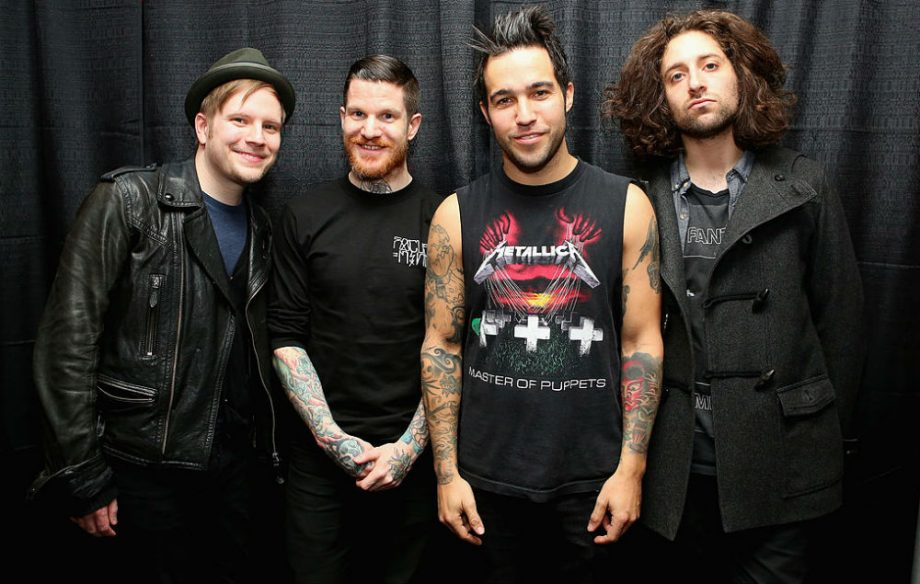 Fall out boy confirm theyve finished new album and tease next fall out boy confirm theyve finished new album and tease next single sciox Choice Image