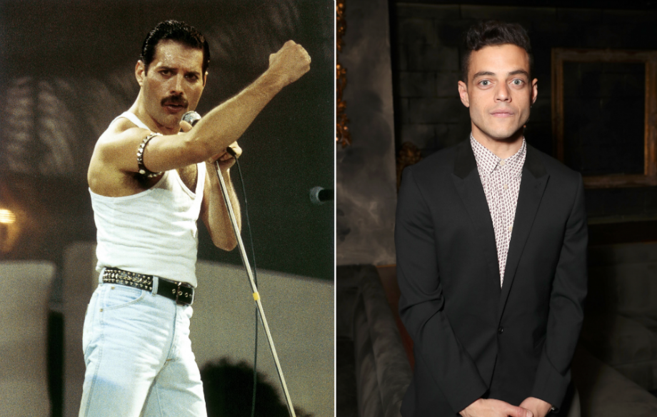Image result for BOHEMIAN RHAPSODY MALEK
