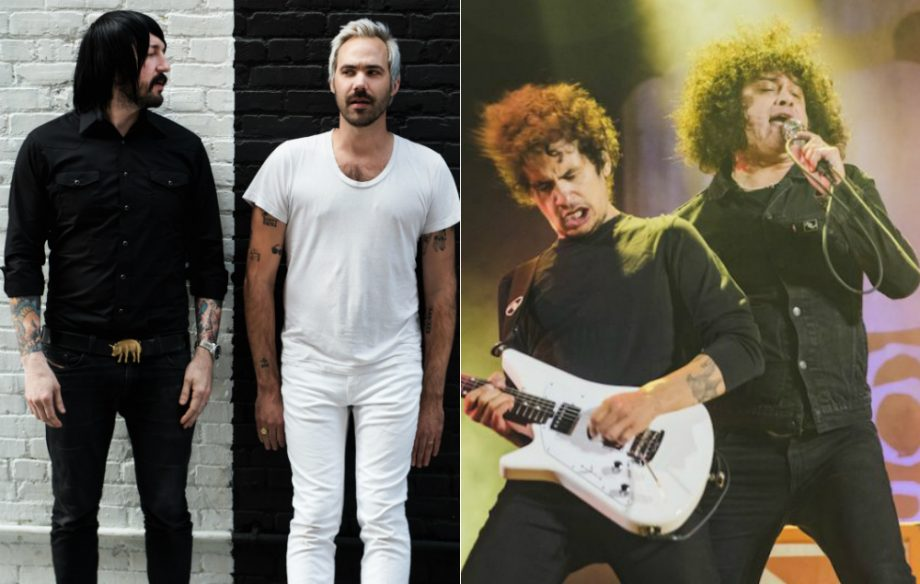 Death From Above and At The Drive In announce 2018 UK tour