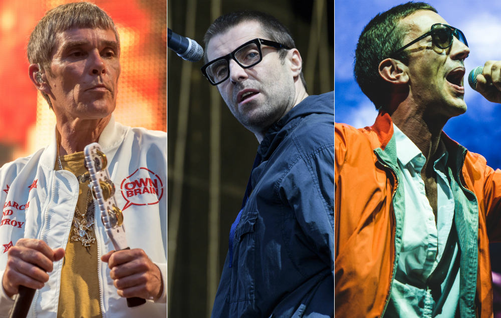 Liam Gallagher Would Love To Form A Supergroup With Stone