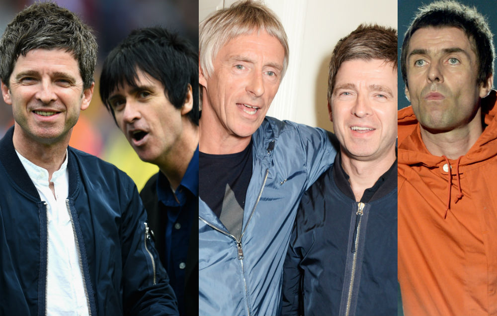 Liam Gallagher claims Noel had 'meetings' with Johnny Marr and Paul Weller as he 'planned' Oasis' split