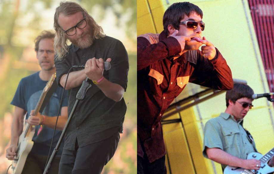 The National And Oasis