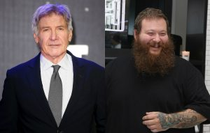 Harrison Ford Action Bronson