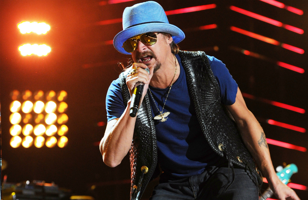 Kid Rock Is Being Sued By A Circus Nme