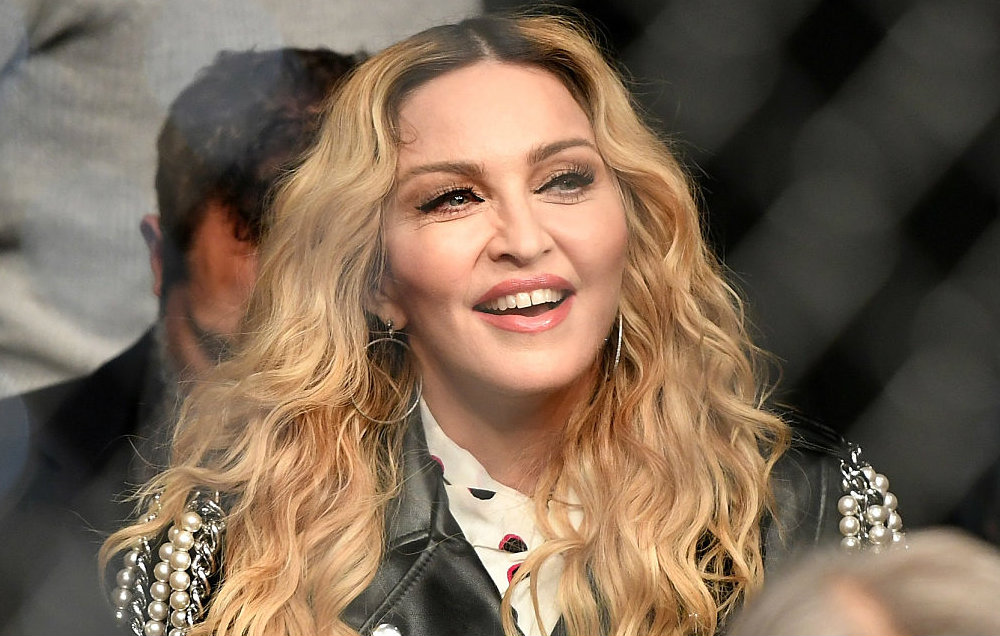 Madonna makes stand-up debut at the New York Comedy Cellar