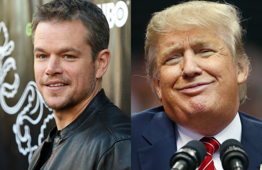Matt Damon explains wh...