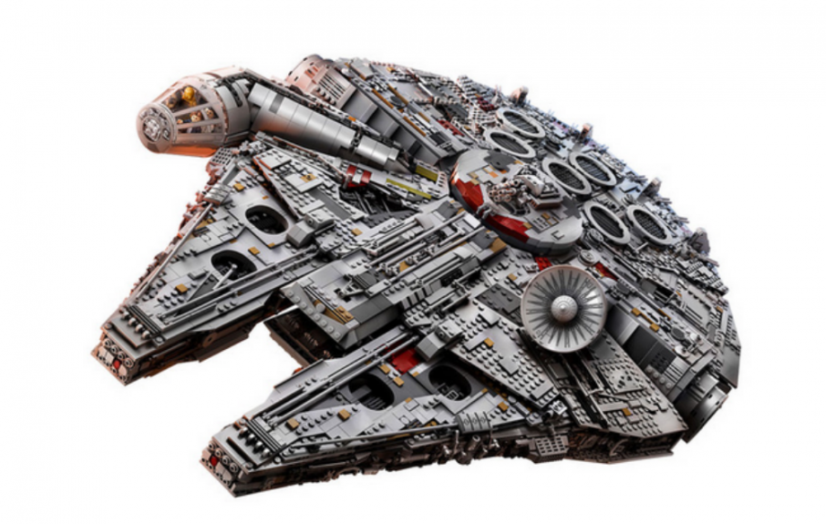 New 'Star Wars' Lego is the most expensive set ever