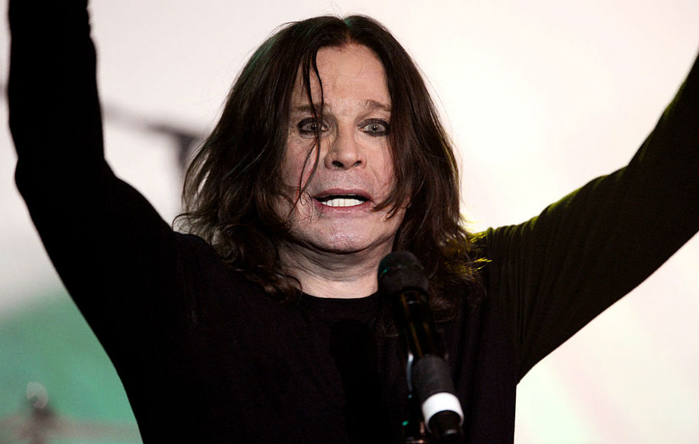Turns out Ozzy
