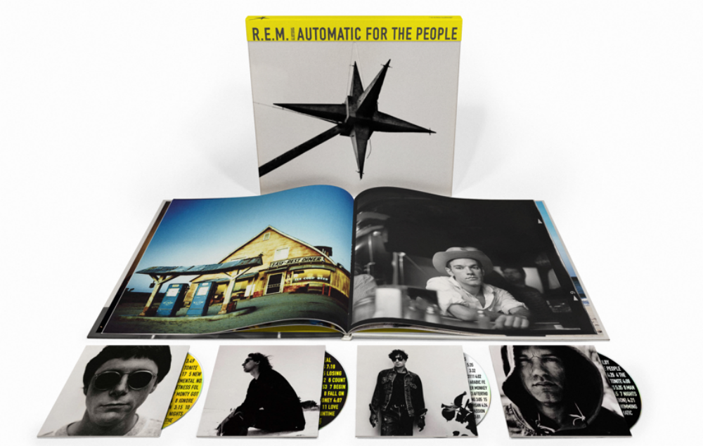 R.E.M. Automatic For the People reissue