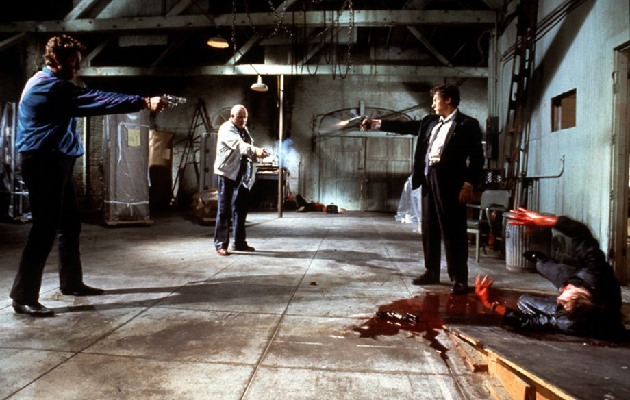 Reservoir Dogs Video Game