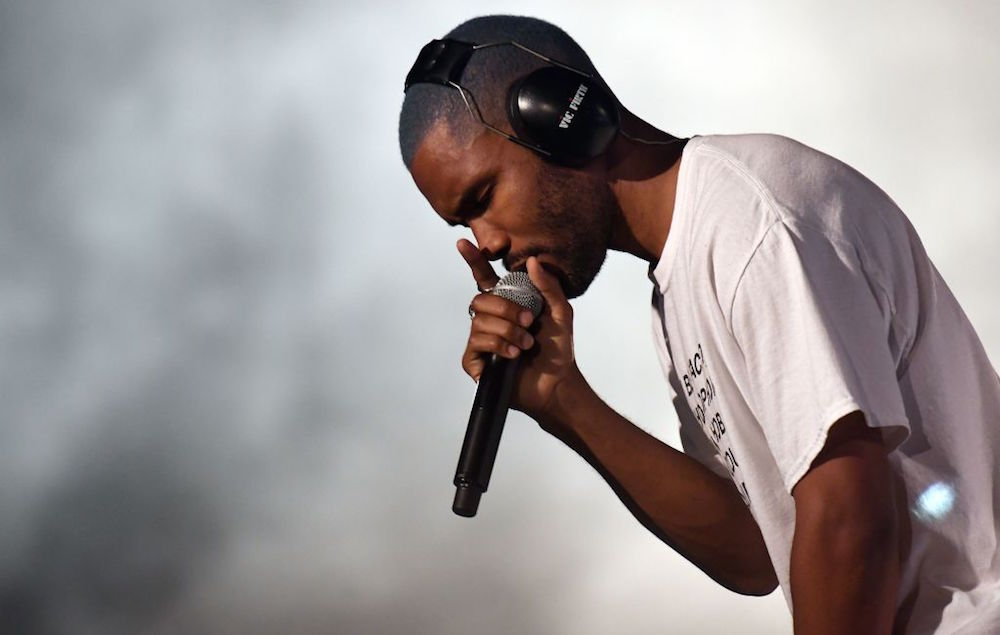 Blonded Tour Frank