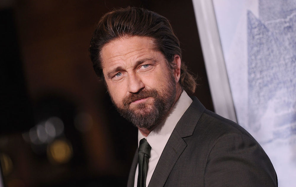 Gerard Butler Hospitalised After Injecting Bee Venom