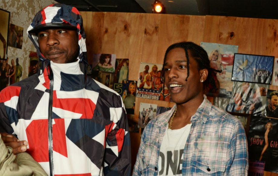 Skepta A$AP Rocky