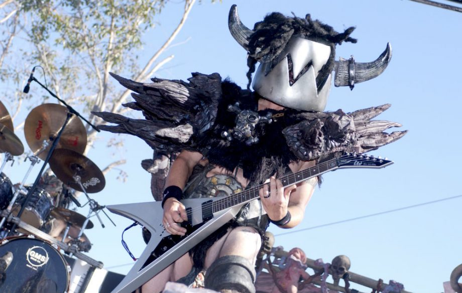 What if GWAR never existed? Check out this brilliant metal parody of 'Yesterday'