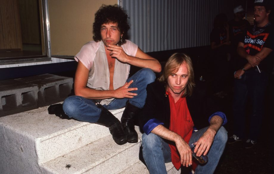 Bob Dylan Tom Petty