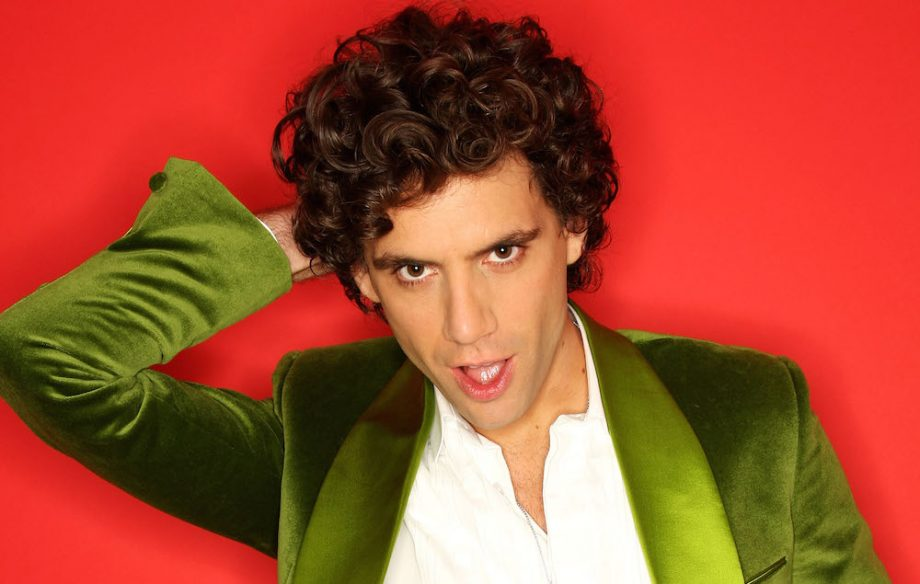mika was a guest judge on x factor and loads of people didn t know