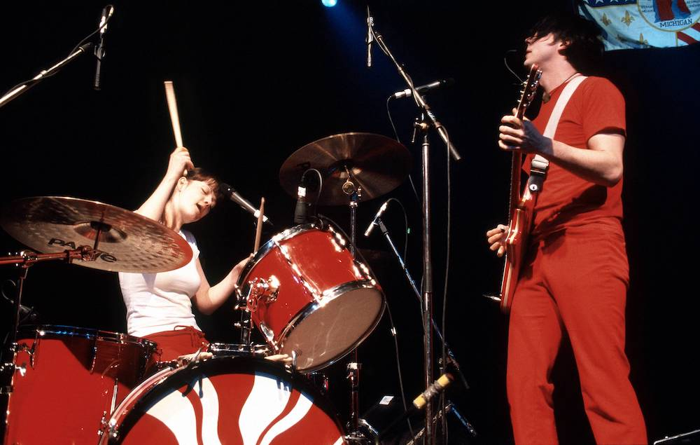 The White Stripes To Release New Live Album Nme