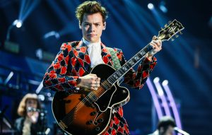 Harry Styles declines Prince