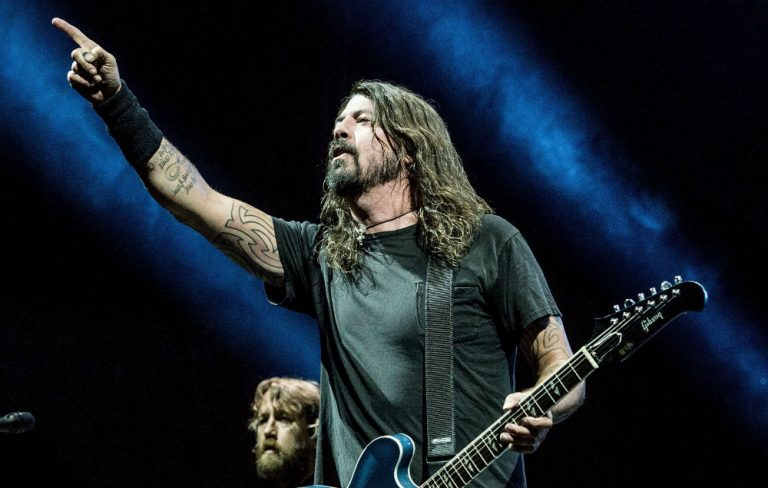 Foo Fighters' Dave Grohl