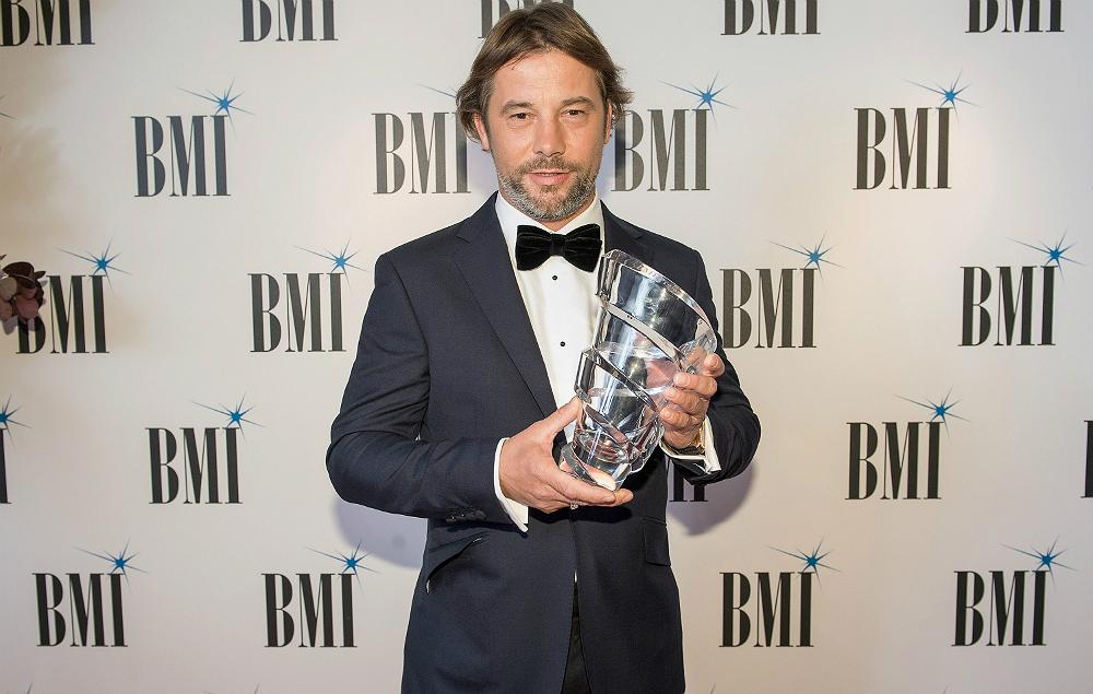 Jamiroquais Jay Kay at the BMI Awards 2017
