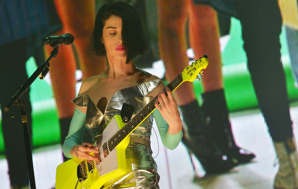 St Vincent's London show was one of the most divisive gigs of the