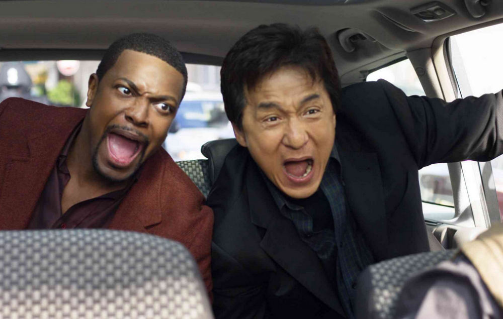 Jackie Chan confirms that 'Rush Hour 4' is on the way