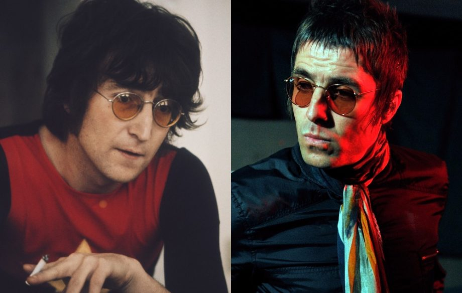59c5a6628a Liam Gallagher pays tribute to John Lennon on what would have been ...