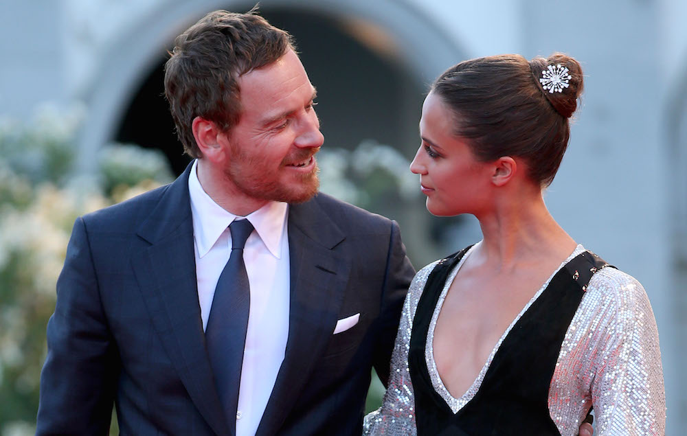 Michael Fassbender And Alicia Vikander Married In Ibiza